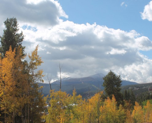 Fall views from Boreas Pass