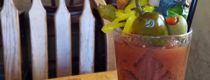 Bloody Mary at Angel's Hollow