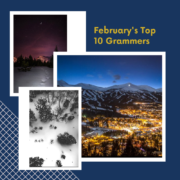 February's Top 10 Grammers