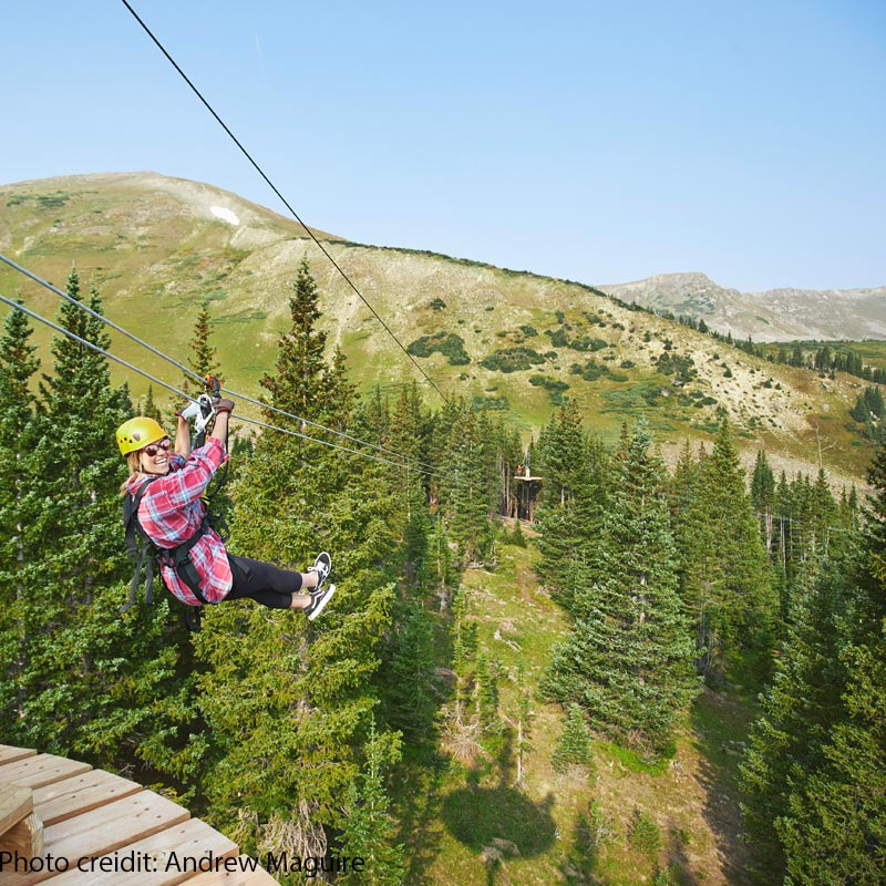 Summer Expedition Tour in Breck